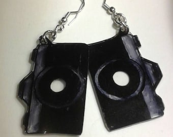 Lightweight Camera Earrings