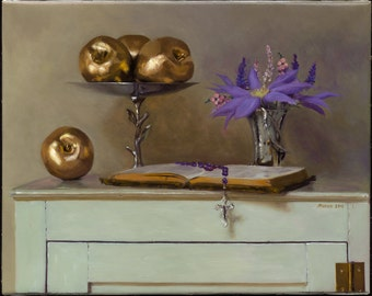 Apples of Gold - Giclée Reproduction