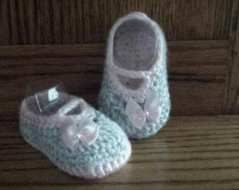 Baby MaryJane Booties
