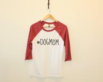 Baseball Tee #dogmom