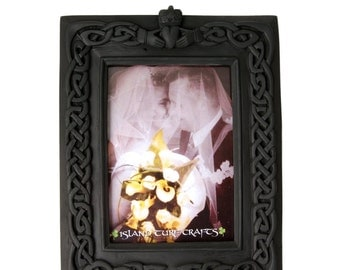 Irish Celtic Wedding Picture Frame 12'' x 10'' [BK33]