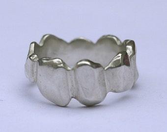 Midori Ring - Sterling Silver