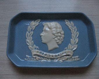 Queen Elizabeth II June 1953 Coronation souvenir.