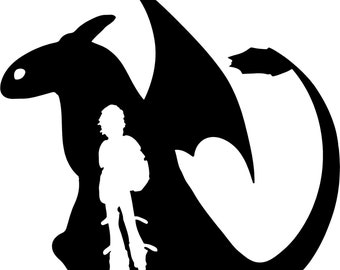 How To Train Your Dragon Decal