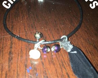 Drum corps inspired bracelets