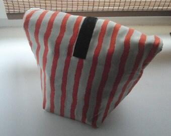Lunchbag stripes