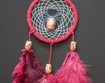 Medium Spider in Web Dreamcatcher