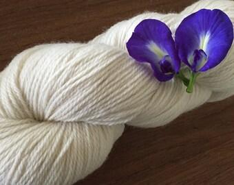 DK Hand Dyed Yarn DK Twist Superwash Merino Knitting Natural