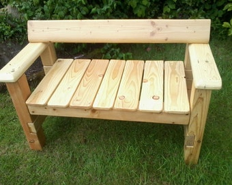 Garden Bench 2 seater