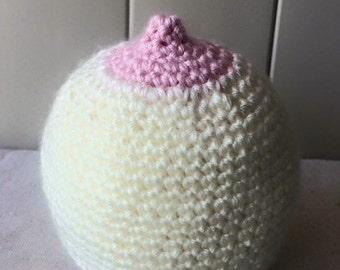 Baby Boobie Beanie Hat