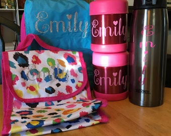 Back to School Kit- personalized