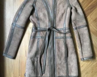 Retro Winter Coat