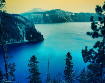 Enchanted in Crater Lake  by CambriGrace