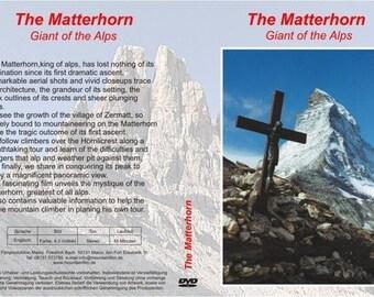The Matterhorn : Giant Of The Alps DVD