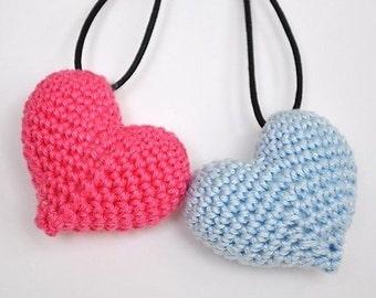 Heart handmade necklace