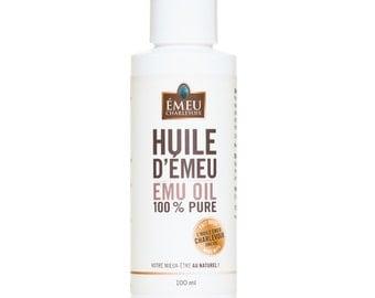 Pure Emu Oil / Huile d'émeu pure