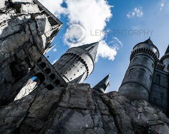 Hogwarts Castle: Draco Dormiens Nunquam Titillandus