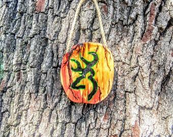 Cedar wood sighn