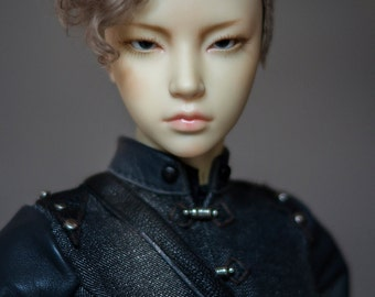 In Stock bjd Wig for SD - Iplehouse EID SID female 8inch size - Ultra short haircut