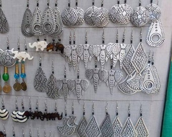 Tanzanian Earrings