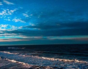 Blue,Blue Ocean
