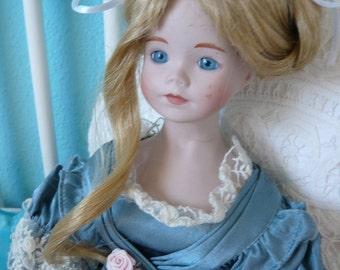 SALE!! Vintage Doll, Victorian Doll