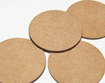 40mm Circle Shapes For Craft/Scrap-booking/Decoration