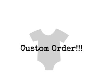 Customized Bodysuit