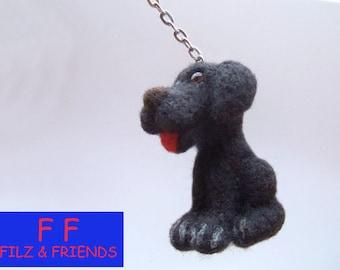 Dog Keychain LABRADOR
