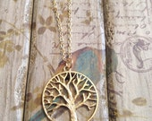 Tree of Life Necklace - READY to SHIP