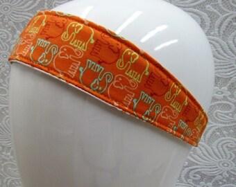 Girls Headbands - Cotton Headbands - Womens Headbands - Cotton Headband for Women - Reversible Cotton Headbands
