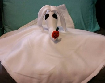Zero Nightmare Before Christmas inspired blanket baby or adult sized your choice