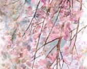 Spring Morning - Large Print - 12X12