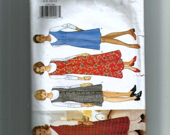 Butterick Misses' /Miss Petite Jumper and Top Pattern 4576
