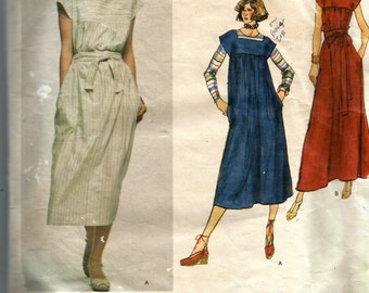 Vogue Misses' Dress by Christian Dior Pattern 1466