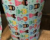 Plush Nap Mat for Preschool Toddler Back to School Mat Princesses READY TO SHIP
