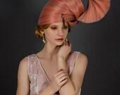 Haute Couture Headpiece Jinsin Headpiece Kentucky Derby Hat
