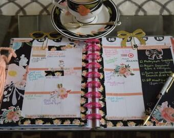 MAMBI Happy Planner Stencil Set - 365 Planner - DIY Planner Stickers - Planner Template - Happy Planner Accessories - Scrapbook Stickers