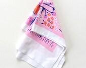 Poppy Kitchen Towel - Pink