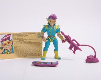 Teenage Mutant Ninja Turtles Troll Figure TMNT Vintage Zak, THE NEUTRINO 1991