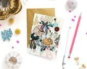 Card - Note Card - Fling