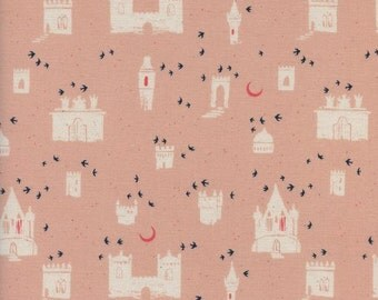 Cotton + Steel From Porto With Love - evora pink  - fat quarter