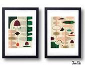 P-2015-3 & 4 (Sea Lettuce)