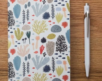 Pocket Notebook - 5 pattern choices