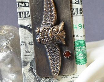 Night Owl Money Clip