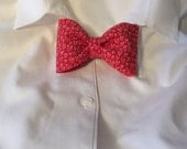 Tiny Hearts Bow Tie