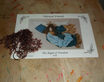 Angel of Freedom Pattern
