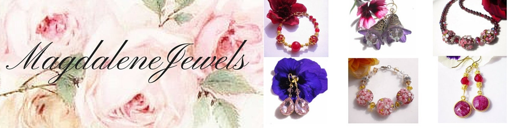 Magdalene Jewels Handmade Jewelry for All Occasions