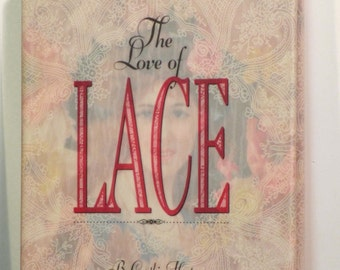 The Love of Lace - book