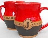 Custom Monogrammed Mug